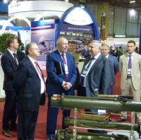ОАО «НПО «Базальт» приняло участие в выставке «ЛААД – 2015»