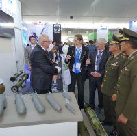 АО «НПО «Базальт» приняло участие в «СИТДЕФ  ПЕРУ-2015»