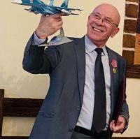 Юбилей главного конструктора по направлению авиационных бомбовых средств поражения